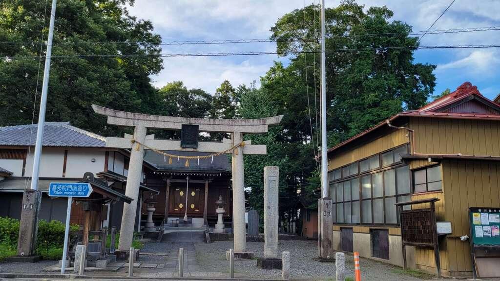 仙波氷川神社(埼玉県)