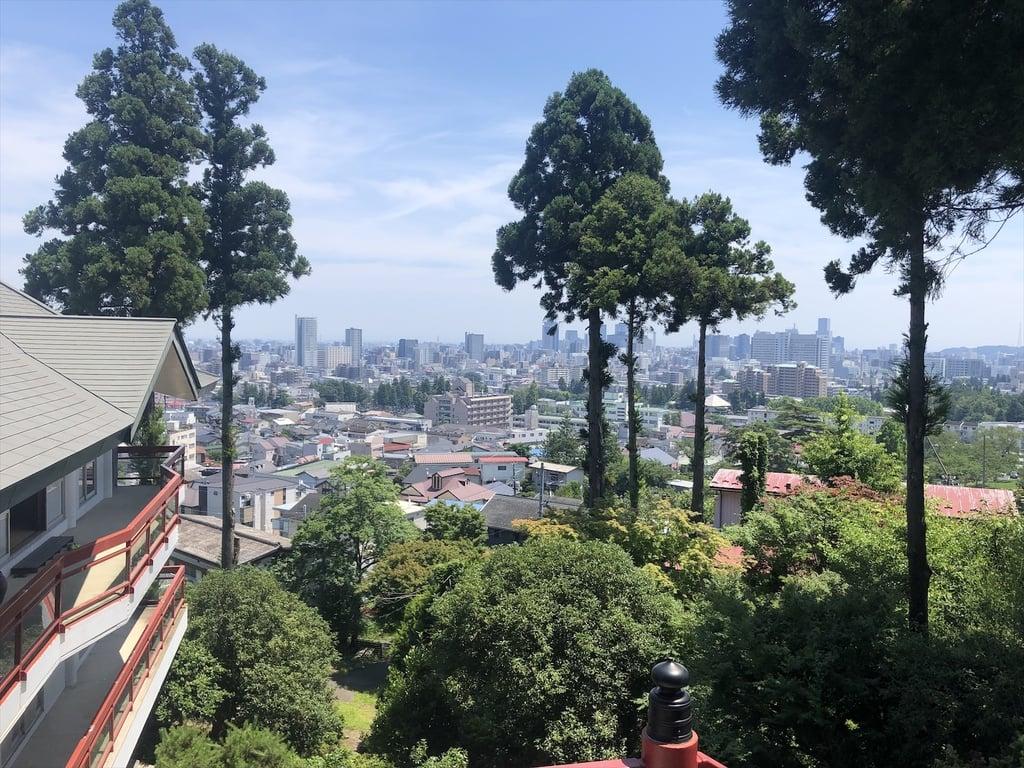 御嶽三吉神社(宮城県)