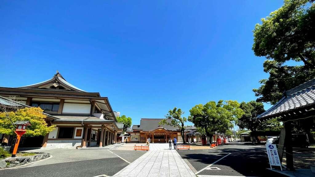 許麻神社(大阪府)