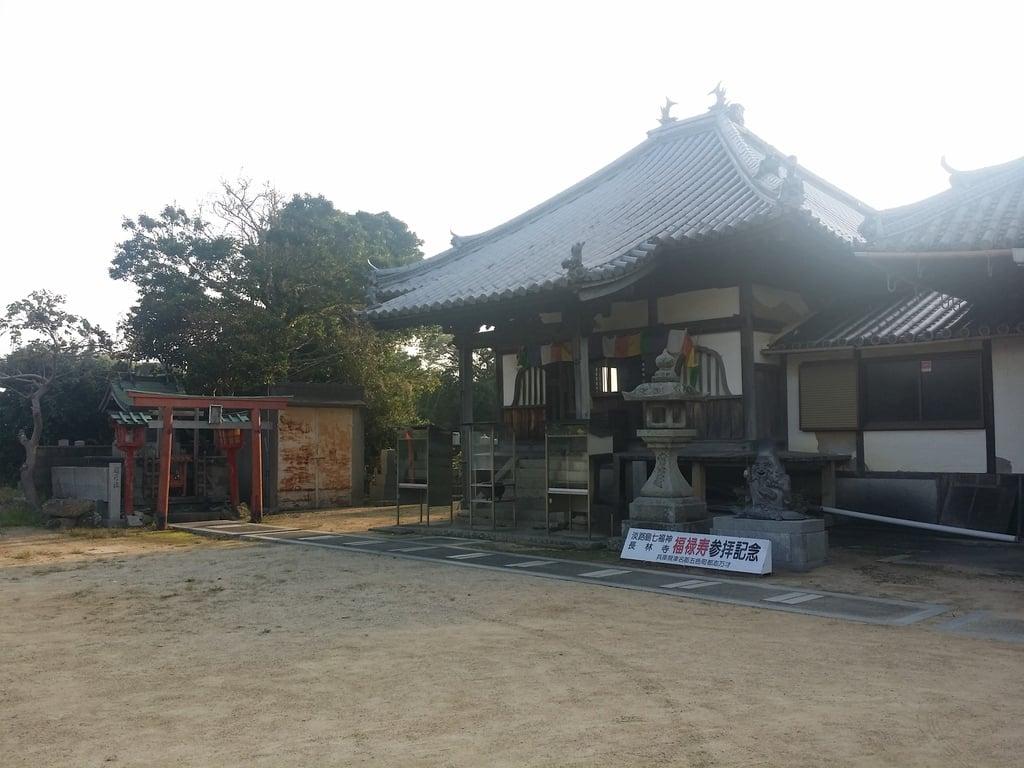 長林寺の本殿