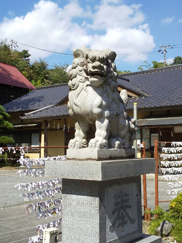 中氷川神社(埼玉県)