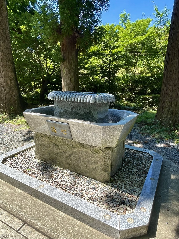 白川吉見神社(熊本県)