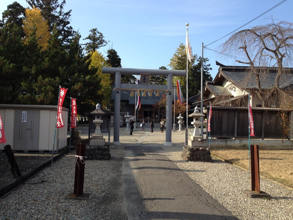 二柱神社(宮城県)